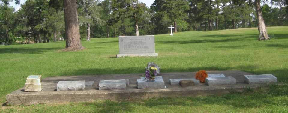 CLSH Cemetery Preservation